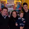 Maj s starši in vodja akcije na Celjskem, dijak Srednje zdravstvene šole Celje Mlian Nanić. Zamaške v tej akciji zbiramo le še do konca maja.