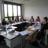 Projektni partnerji med posvetom (Foto: O.Š.)Ogled strokovnega kabineta Regional Community College of Amsterdam.